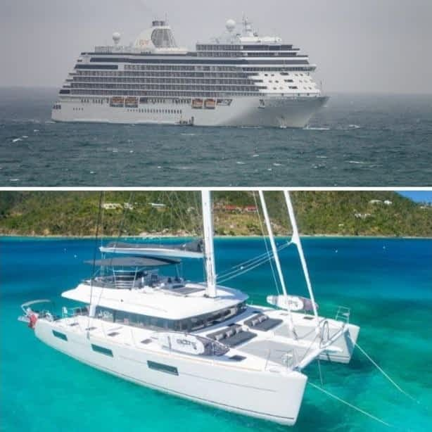 Cruise Ship, All-Inclusive Resort, or Private Charter?