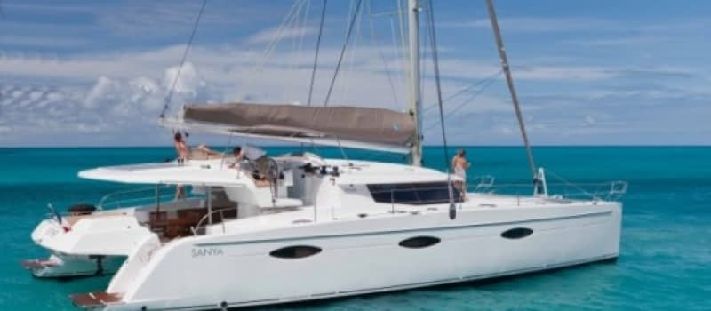 All-Inclusive Crewed Catamaran Charters