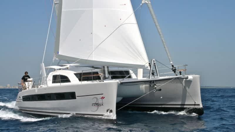 catana 42 catamaran