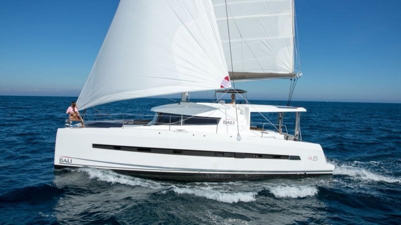 Bali 4.5 Bareboat Charter